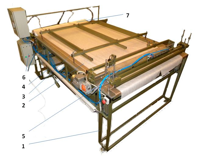 Automatic Packet-Making Machine (Special Packets)