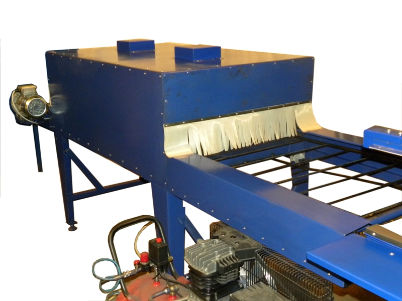 Shrink packaging (shrink wrap equipment)